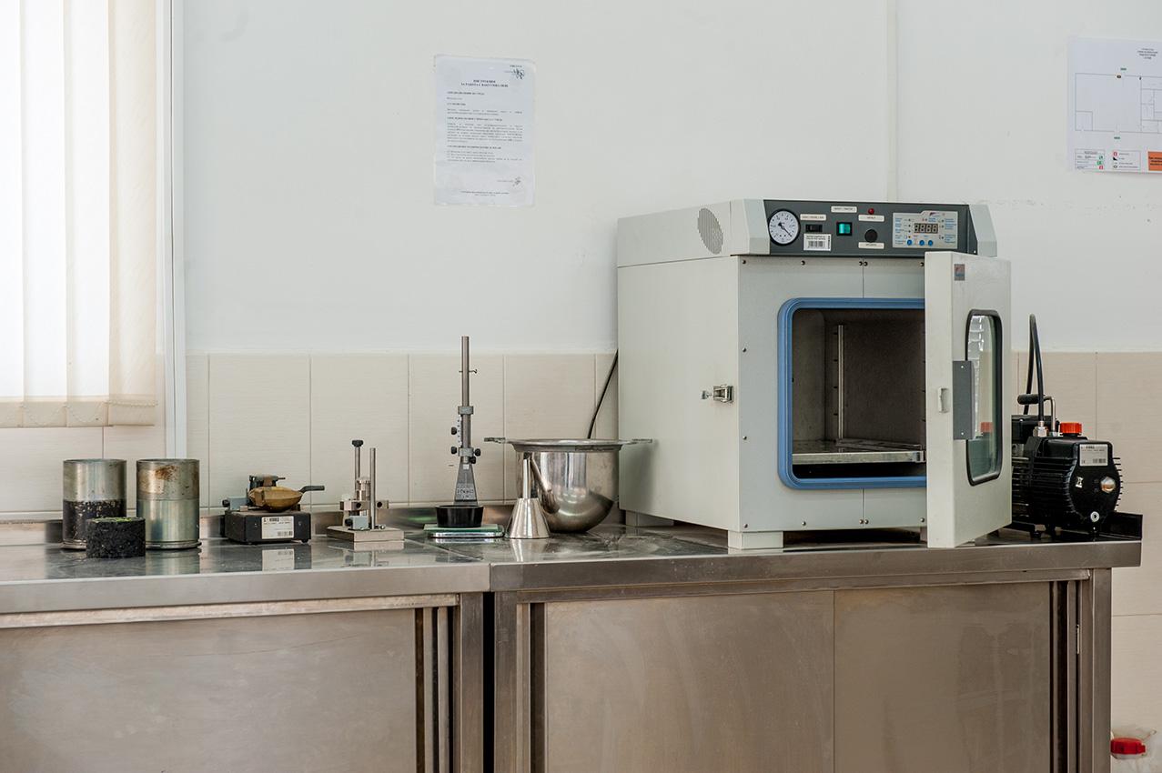 Агромах извършва изпитателни тестове на материали